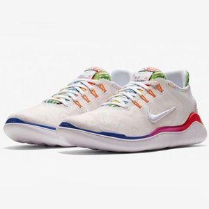 Womens Nike Free RN Novo 2018 T Shirt AQ7509 100